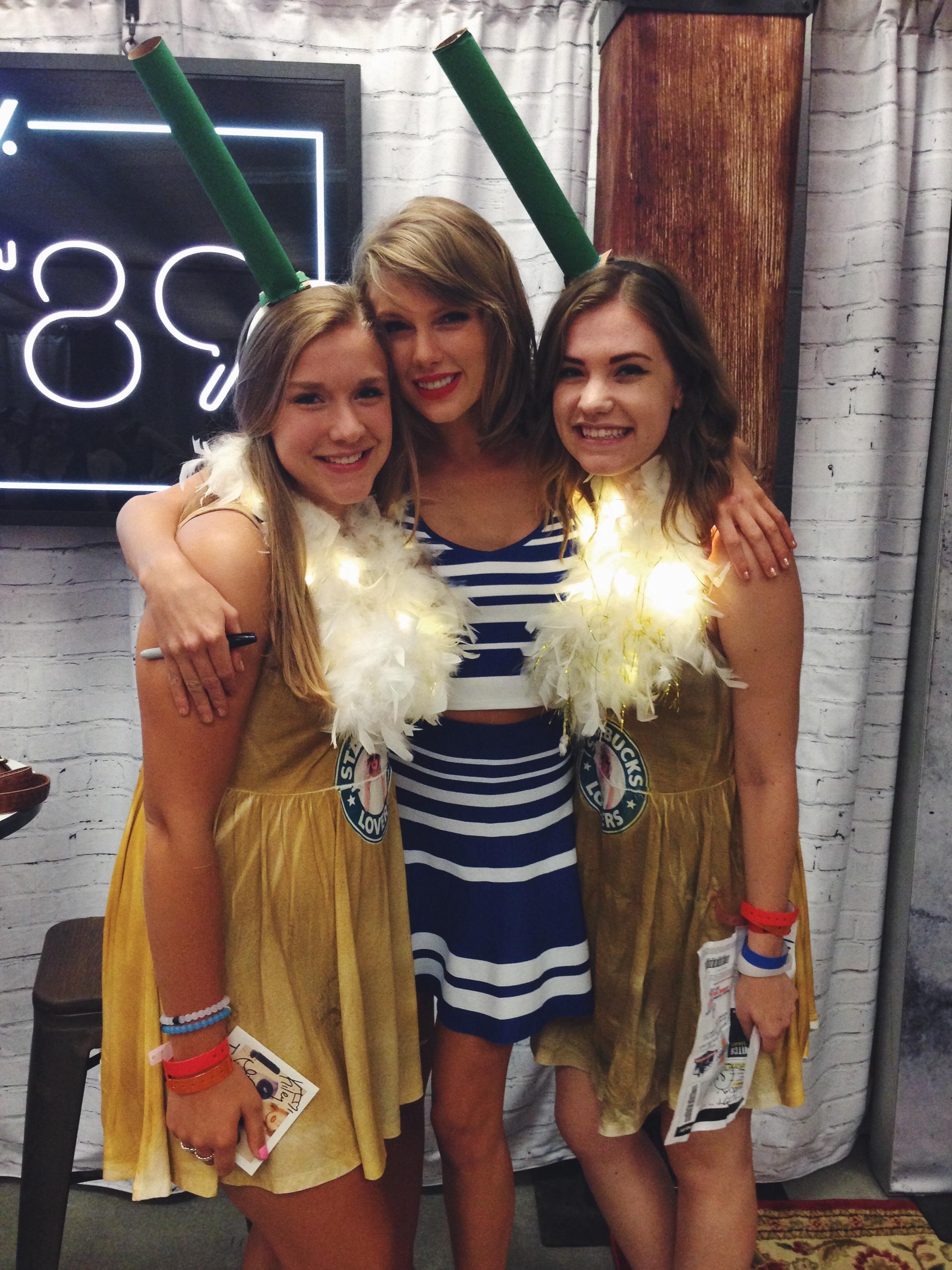 I Met Taylor Swift Chicago Haze
