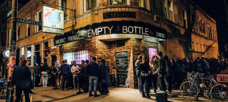 About — Empty Bottle